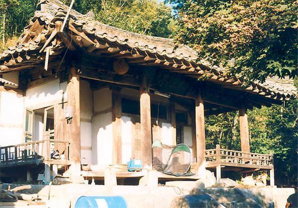 송계정(松溪亭)