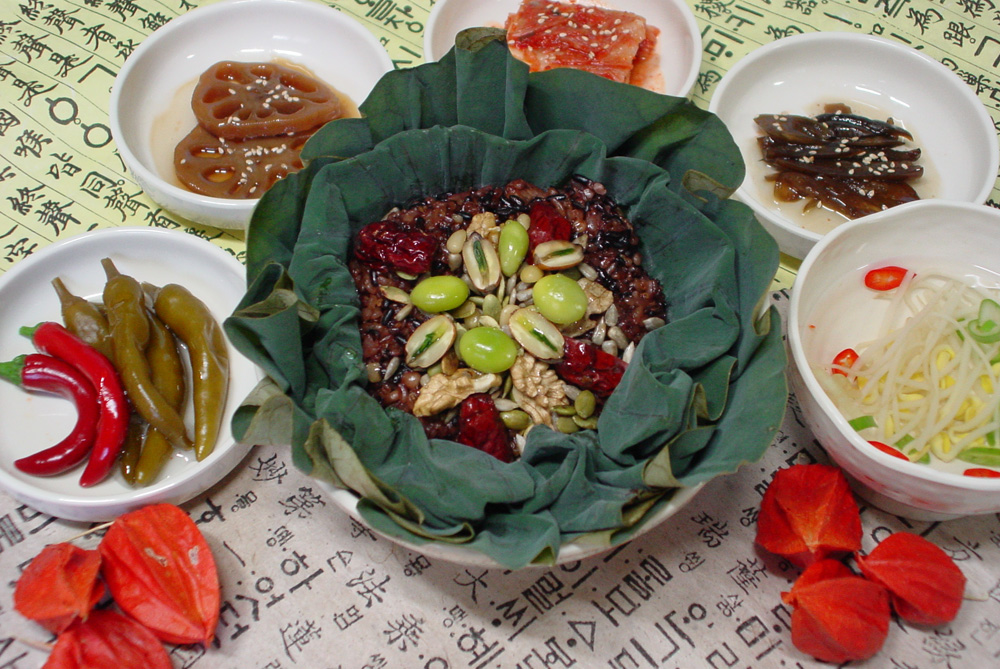 Lotus Leaf Rice Specialty Appointed Restaurant